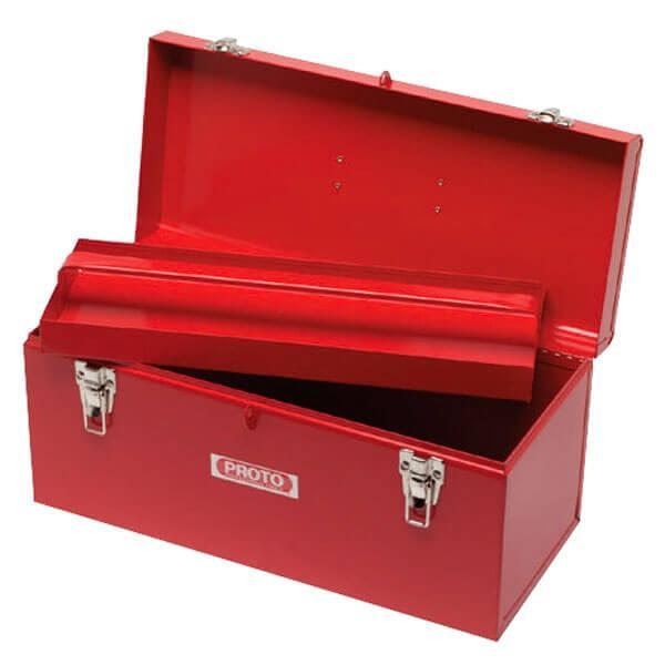 Proto caja metal vacia p herramientas de 20 x 9 1 2 x 8 1 2 - Caja herramientas vacia ...